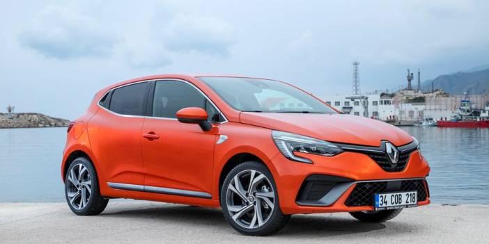 Renault, ilk yarının binek otomobil lideri