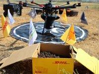 DHL Ormanı dronlarla ve yeni tohumlarla büyüyor