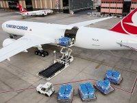 Dünyada her 20 hava kargodan birini Turkish Cargo taşıdı