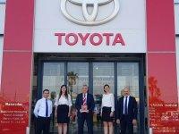 Toyota Plaza Bakırcılar yine Avrupa'nın en iyisi