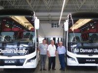 Ali Osman Ulusoy filosuna 2 MAN Lion's Coach katıldı