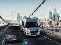 Mercedes'ten hafif ticaride 3 yıl ve sınırsız km garantisi