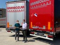 Karabozlar Transport, filosuna 4 Tırsan mega treyler ekledi