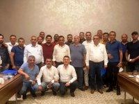 Yerli ve millî palet üreticileri Konya'da buluştu
