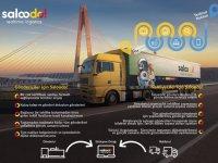 Dijital taşımacılık platformu Saloodo! artık Türkiye'de