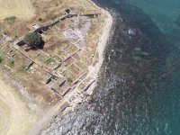 Kyme Antik kentine limanın imar planı onaylandı