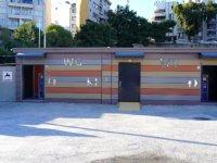 Erdek Otogarı'nın içine TIR parkı yapıldı