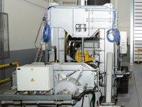 Mercedes kamyonların şaft testleri Aksaray'da yapılıyor