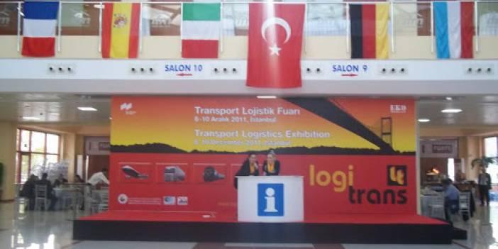 Logitrans Türkiye ertelendi