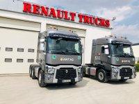 Işıklar, Renault Trucks C serisini tercih etti
