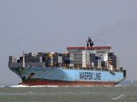 Maersk, Mersin'den yeni bir sefere başlıyor