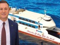 Hatay'dan 3 ülkeye deniz otobüsü seferleri başlıyor