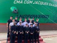 Dünyanın ilk LNG ile çalışan konteyner gemisi CMA CGM filosunda