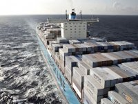 Maersk, İsrail ile BAE arasında konteyner hattı açtı