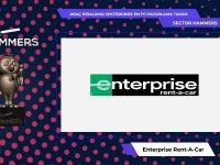 """Enterprise Türkiye'ye """"En İyi Pazarlama Takımı"""" Ödülü!"""