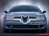 Sportif Karakterli Sedan: Alfa Romeo 156