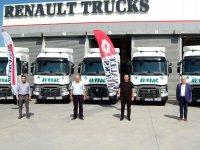 Frigo Nevnak'ın yatırım tercihi yine Renault Trucks