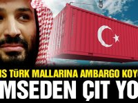Türk mallarını niçin limanlarda çürümeye terk ettikleri anlaşıldı