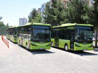 Allison şanzımanlı Isuzu otobüsler konforu arttırıyor