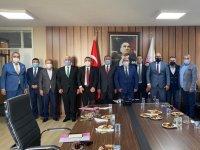 Gümrüklü Antrepo İşletmecileri Derneği'nden İzmir çıkarması