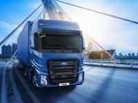 ITOY ödüllü Ford Trucks'ın hızını pandemi de kesemedi