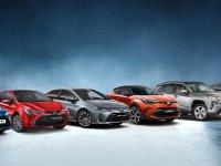 Toyota'nın hibrit satışları 16 milyonu aştı