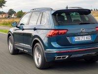 Volkswagen'in yenilenen SUV'u Tiguan görücüye çıktı