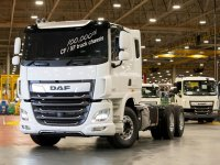 Leyland Trucks 100.000'inci DAF CF/XF kamyonu üretti