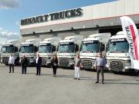 Koçnak Lojistik, Renault Trucks ile atakta