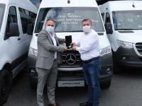 Mercedes'ten Ofses Turizm'e 18 adet Sprinter