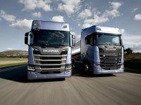 Scania'dan Seri Filo Teslimatları