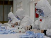 Tekstil lojistiğini maske ihracatı kurtarıyor