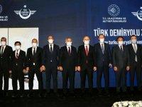 Türk Demiryolu Zirvesi uzmanları buluşturdu