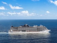 "İlk ""virüssavar"" yolcu gemisi MSC Seashore"