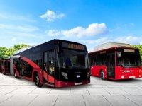 Karsan'dan Mersin'e 73 Adet CNG Yakıtlı Menarinibus
