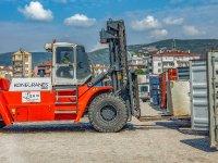Türk mermerinin yeni adresi DP World Yarımca