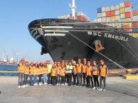 Denizcilik İşletmeleri Yönetimi Bölümü'nü tanıyalım