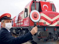 """Nahçivan'a demiryolu yapacağız"""