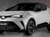 Toyota'nın sportif ruhu C-HR'a yansıdı
