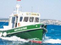 Arkas TURMEPA II ile 720 bin litre deniz suyu temiz kaldı