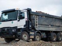 Nomad Lojistik, maden taşımaları için Renault Trucks'ı tercih etti