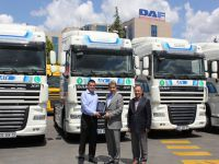 Erman Nakliyat'tan filosuna DAF - TIRSAN yatırımı