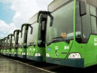 İETT'nin otobüslerinde kış lastiği hazır