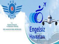 Engelsiz havaalanı sayısı 23′e yükseldi
