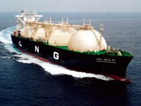 Yurtdışından iki kargo LNG geliyor