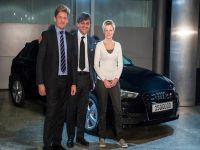 Audi bir yılda 1,5 milyon araç satışına ulaştı