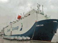Cenk Group'tan yeni Ro-Ro hattı