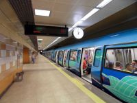 Tarihi Yarımada'ya ikinci metro