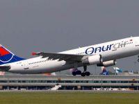 Onur Air'den yurtiçi 39 TL, yurtdışı 39 $ kampanyası