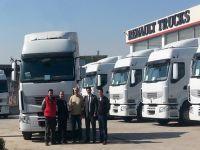Atako Taşımacılık filosuna 10 adet Renault Trucks